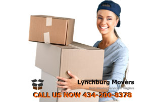 Full Service Movers Amherst Virginia