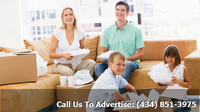 First-Class Furniture Movers Appomattox Va