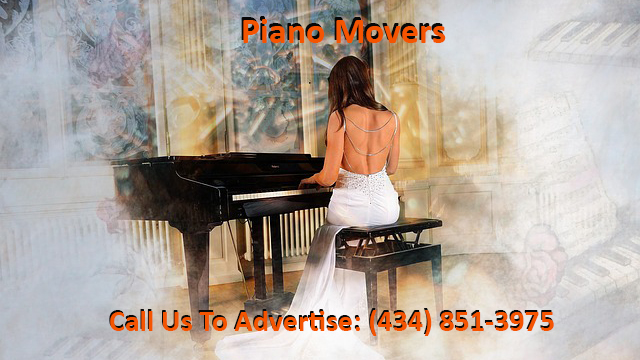 Pick The Piano Movers Alum Ridge Virginia