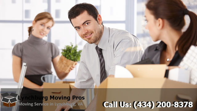 Office Movers Lynchburg Virginia