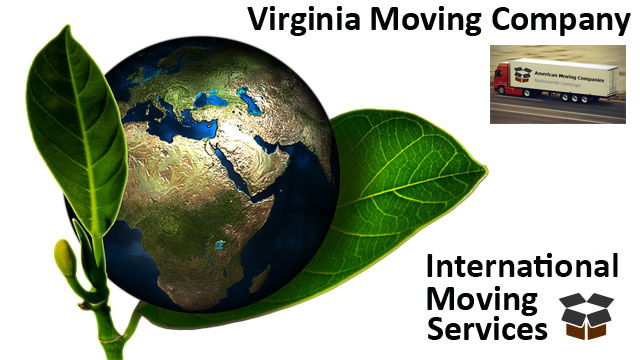 Leading International Movers Bon Air Virginia